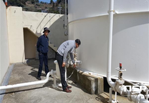 2018 국가안전대진단 국가어항시설 점검 (사진 = 여수해수청)