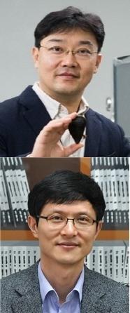 포스텍 차형준 교수(사진 위), 용기중 교수(사진 아래) (사진 = 포스텍)
