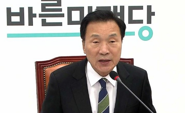 손학규 바른미래당 대표. (사진 = 손학규 의원실)