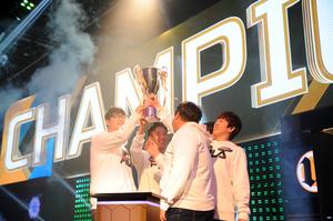 [포토]서든어택 챔피언스리그 대장정 마쳐…'아스페' 일반부 첫 우승