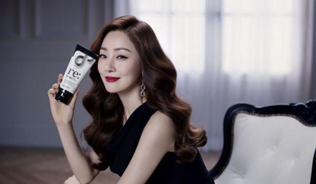 아모레퍼시픽 헤어브랜드 리본드가 배우 오나라를 광고모델로 발탁했다. (사진 = 아모레퍼시픽)