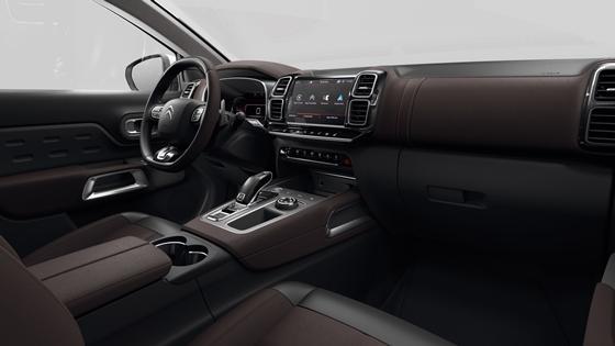 시트로엥 뉴 C5 에어크로스 SUV 내부 인테리어 (사진 = 시트로엥)