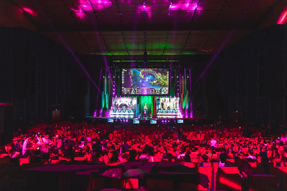 2019 MSI 경기장 전경. (사진 = 라이엇게임즈)