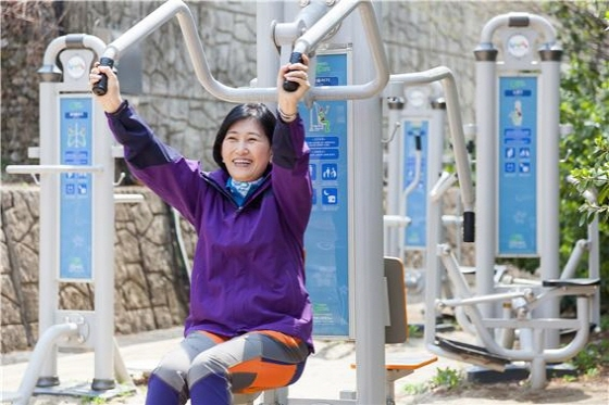 부천도시공사에서 관리하고 있는 부천종합운동장 야외체육시설 모습. (사진 = 부천도시공사)