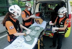 [NSP PHOTO]충남소방본부, '폭염 대응기간' 지정·운영