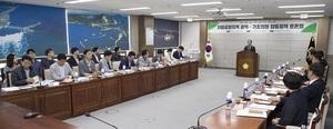 [NSP PHOTO]군산시의회, 지방공항지역 광역·기초의원 토론회