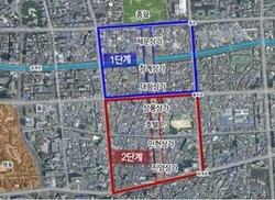 다시·세운 도시재생 주민공모사업 대상 지역 (사진 = 서울시)
