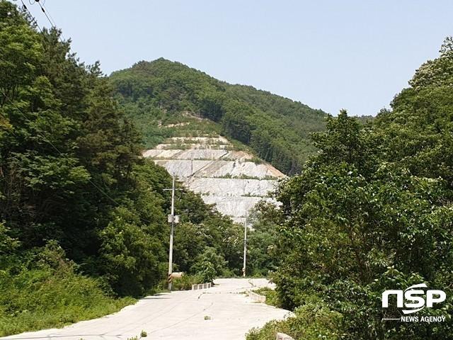 개발 예정지 모습 (사진 = 김창숙 기자)