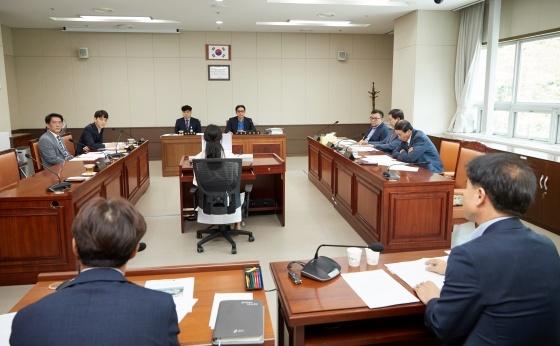 최근 열린 제234회 정례회 제1차 상임위원회 회의 모습. (사진 = 용인시의회)