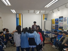 [NSP PHOTO]'학교폭력 ZERO'…군산서, 청소년경찰학교 운영