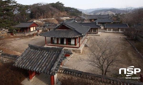 영주 소수서원 전경. (사진 = 인터넷 이미지 캡처)