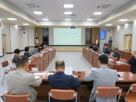 [NSP PHOTO]영양군, 외식업소 경영개선 교육 컨설팅 결과 보고회 개최...