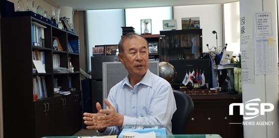 최종연 대한도시정비관리협회 교육·연구원장 (사진 = 윤민영 기자)