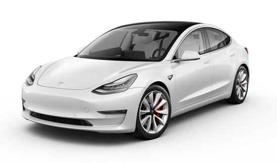 Tesla Model 3_white (사진 = 테슬라)