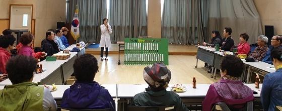 ▲논산시가 하반기에도 건강더하기 프로그램을 운영한다. (사진 = 논산시)