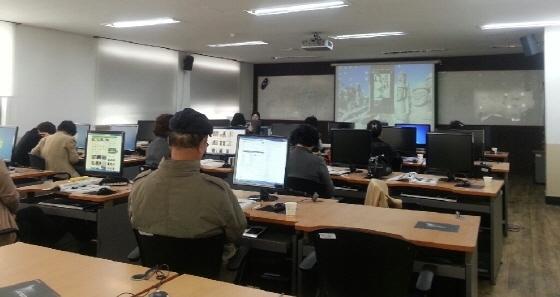 용인시 처인구의 시민정보화교육 모습. (사진 = 용인시)