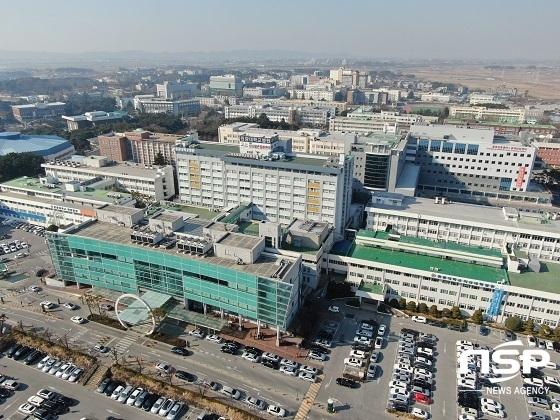 원광대병원 전경