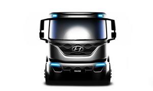 [포토]현대차, 준 대형 트럭 '파비스' 렌더링 이미지 공개