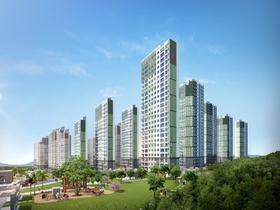 [포토][분양소식] 부영, '여수 웅천 사랑으로' 임대아파트 1400가구 공급