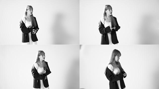 [NSP PHOTO]'컴백 D-4' 박지민, 신곡 라이브 영상 공개..감성 짙은 노랫말 눈길