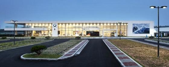 BMW 드라이빙 센터 전경 (사진 = BMW코리아)