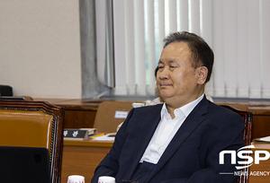 """[포토]글로벌 기계기술 포럼 개최…이상민 의원 """"미세먼지 해결 위한 정책 및 예산 수립 노력"""""""