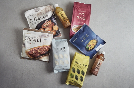 명절 피코크 제수음식 (사진 = 이마트 제공)