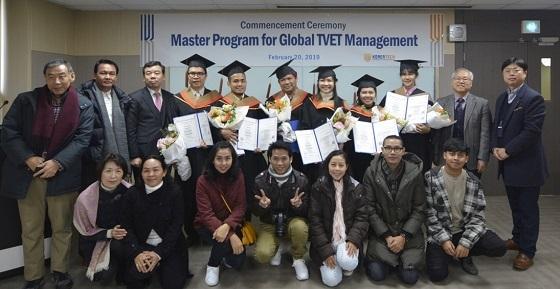 ▲코리아텍이 아세안 6개국 직업훈련교사 20명을 대상으로 기술연수를 운영한다 (사진 = 코리아텍)
