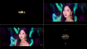 [NSP PHOTO]트와이스 미나, 신곡 'Feel Special' 개인 티저 공개..'애잔'...