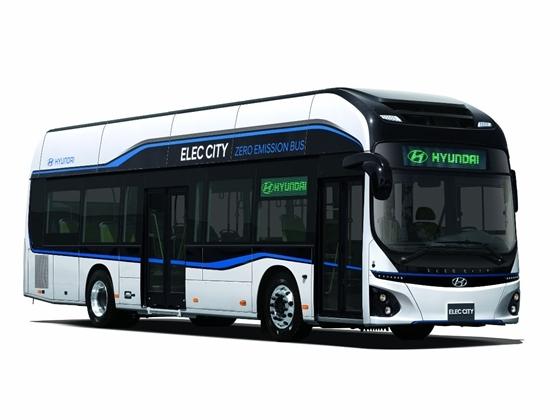 현대차 전기버스 (사진 = 현대차)