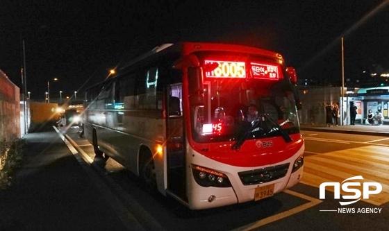 H6005 버스 모습. (사진 = 남승진 기자)