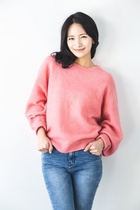 [포토]백은혜, 빅보스엔터테인먼트와 전속 계약