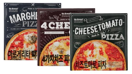 노브랜드 피자 제품 (사진 = 이마트 제공)