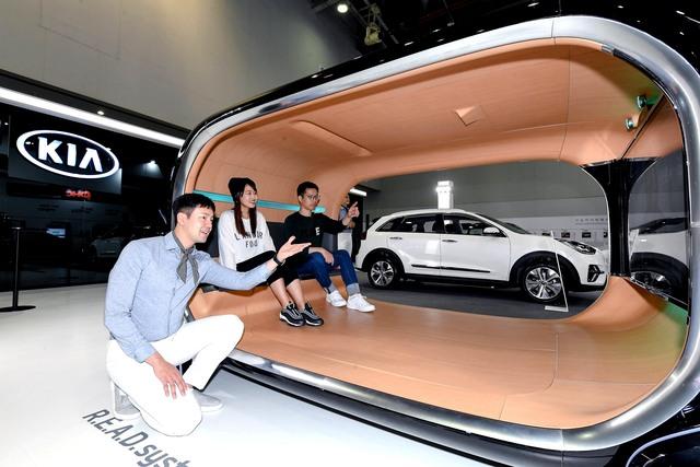 [NSP PHOTO]기아차, '대구 국제 미래자동차 엑스포' 참가