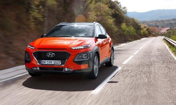 [NSP PHOTO]현대차 코나, 독일 소형디젤 SUV 비교평가서 우수 모델로 선정