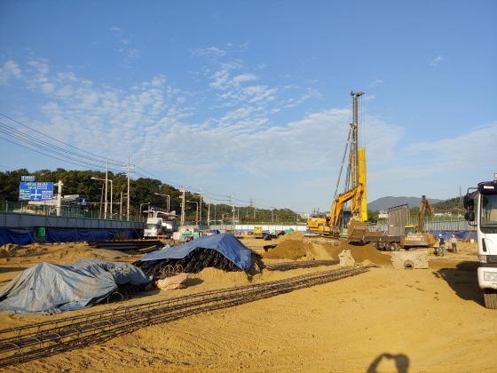 경기도가 비산먼지 다량배출 사업장에 대해 중점 점검을 했다. (사진 = 경기도)