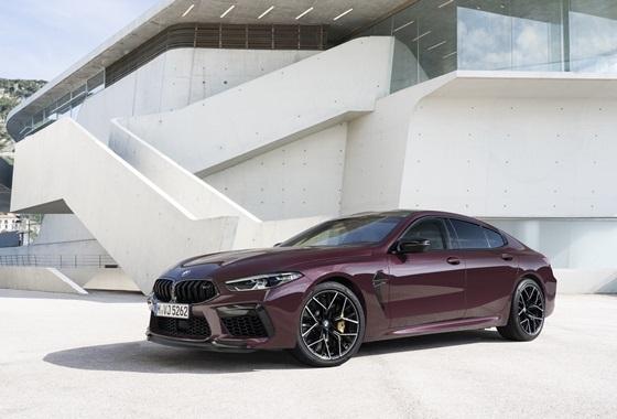 BMW 뉴 8시리즈 외부 (사진 = BMW 코리아)