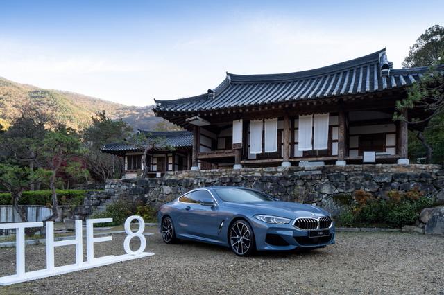 BMW 뉴 8시리즈 쿠페 (사진 = BMW 코리아)