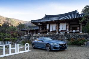 [포토]BMW 코리아, 진도서 미디어 시승행사 개최