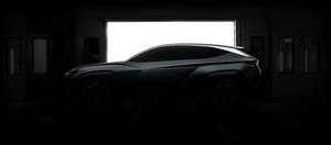 [포토]현대차, LA오토쇼 앞두고 SUV 콘셉트카 티저 이미지 공개