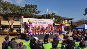 [NSP PHOTO]의성군, '우리마을 예쁜치매쉼터 한마음대회' 개최