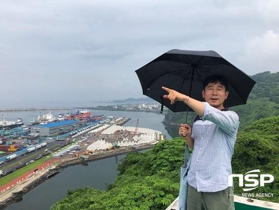 최우수작 산양문화예술곶을 제안한 유열씨는 지역에서 다양한 문화기획자로 활동하고 있다