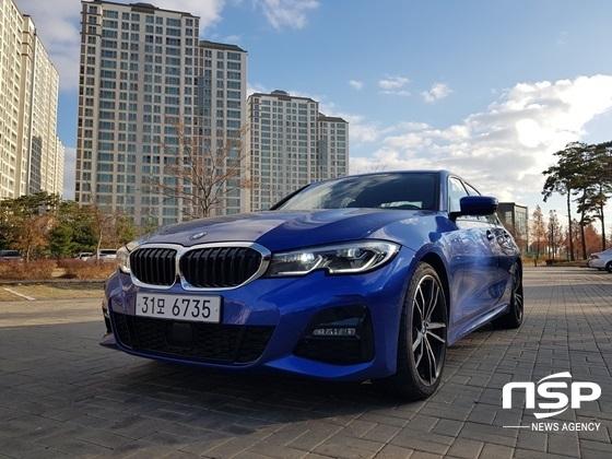 BMW 뉴 330i M 스포츠 (사진 = 강은태 기자)