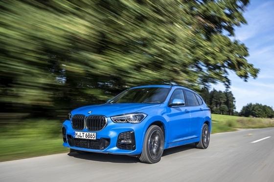 BMW 뉴 X1 xDrive18d M Sport (사진 = BMW 코리아)