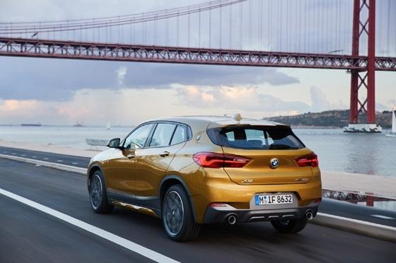 BMW 뉴 X2 xDrive18d M Sport (사진 = BMW 코리아)