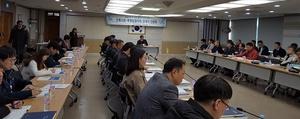 [NSP PHOTO]아산시, 효율적 건축 인·허가 업무추진 간담회 개최