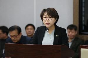 [NSP PHOTO]송은자 의원, '노동인권 증진' 조례안 대표발의