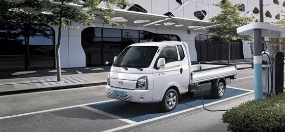 현대차 친환경 전기트럭 포터II 일렉트릭 (사진 = 현대차)