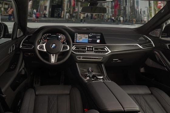 3세대 뉴 X6 (사진 = BMW 코리아)
