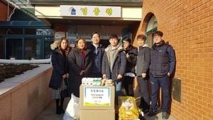 [NSP PHOTO]김승원 국회의원 예비후보, 소외아동 돌보며 봉사 활동